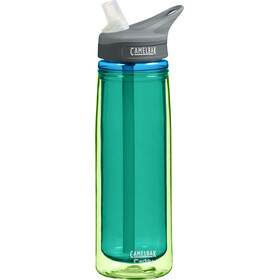 CamelBak eddy Insulated Borraccia 600ml verde/petrolio